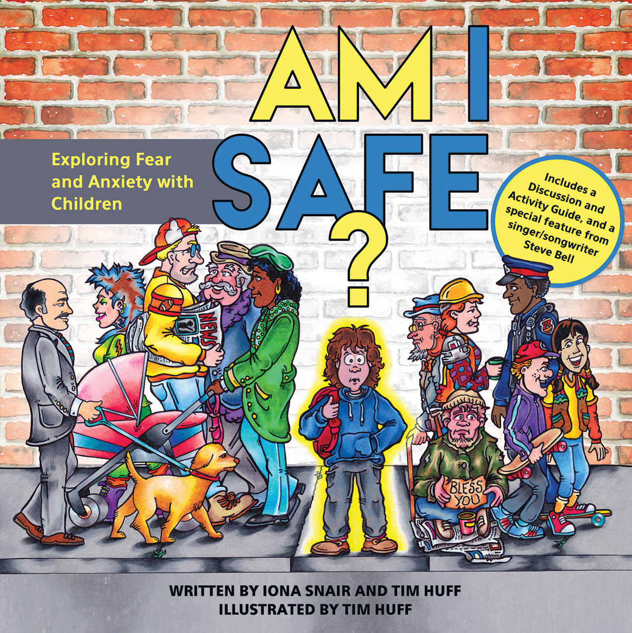 AM I SAFE? Exploring Fear and Anxiety with Children