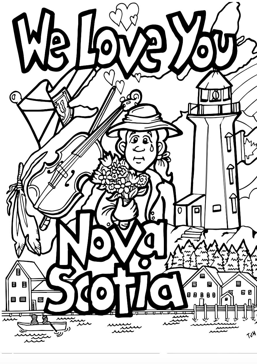 OTHER Colouring Pages